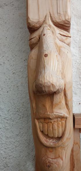 Holz&Galerie - Menü Gläserne Scheune
